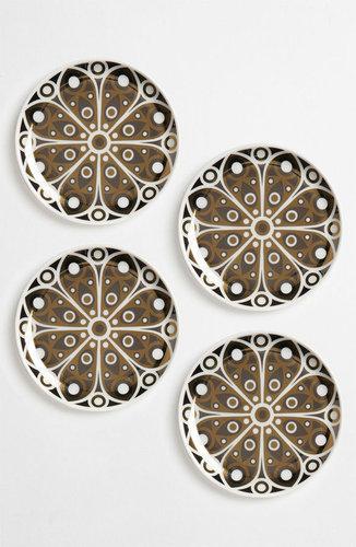 Jonathan Adler 'Peacock' Porcelain Coasters (Set of 4)