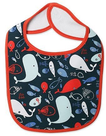 Zutano Baby-boys Infant Beluga Bib