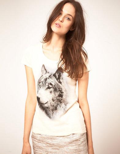 Virginie Castaway Wolf Tee