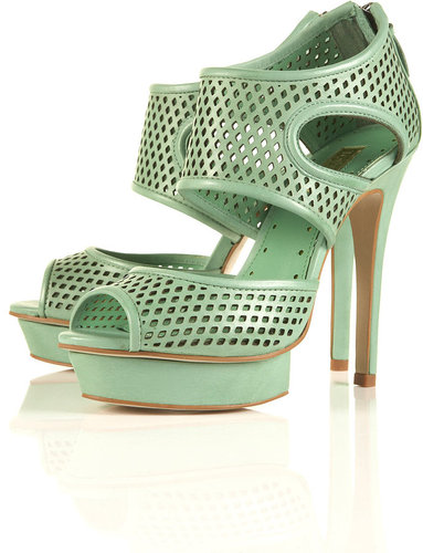 SCOOTER Sporty Platform Sandal