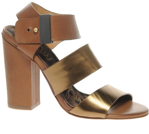 Sam Edelman Yelena Block Strap Sandals