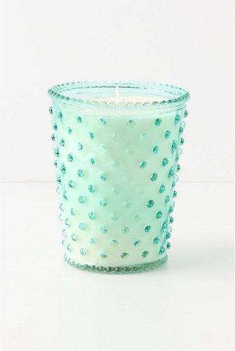 Simpatico Hobnail Candle