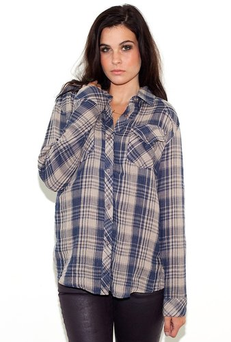 Rails Kendra Navy Plaid