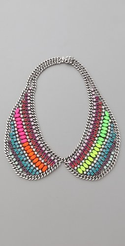 Dannijo Hixson Collar Necklace