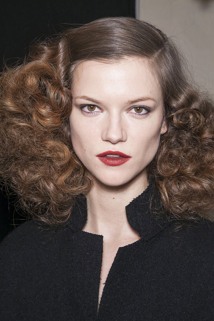 The Hair at Bottega Veneta, Milan