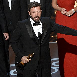 Ben Affleck Oscar Acceptance Speech For Argo