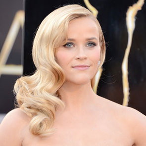 Pictures of Reese Witherspoon at the 2013 Oscars
