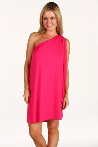 Pure & Simple  Courtney One Shoulder Dress