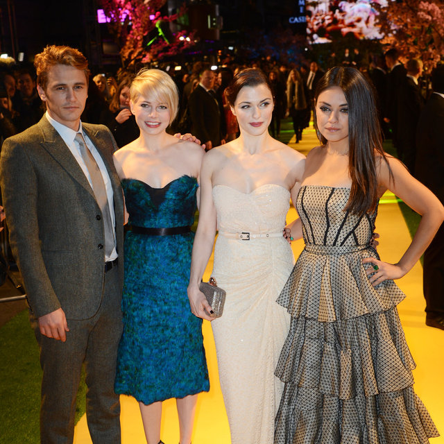 Oz the Great and Wonderful London Premiere Pictures