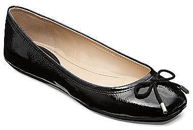 Liz Claiborne® Patent Ballet Flats
