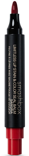 Smashbox Limitless Lip Stain & Color Seal Balm
