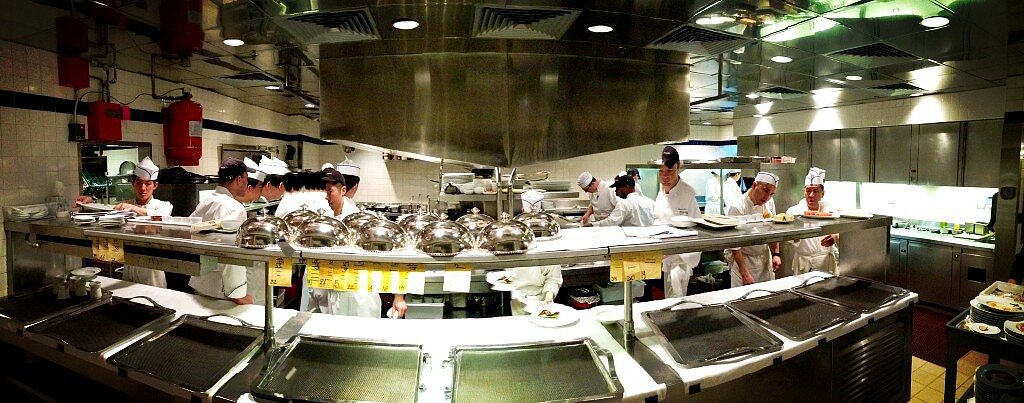 The Kitchen at Le Bernardin