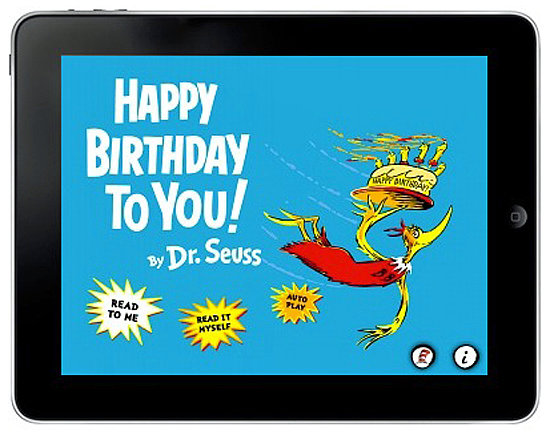"""""""App""""y Birthday Dr. Seuss: 8 Apps to Celebrate the Author's 109th Birthday"""