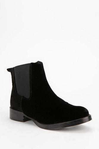 Miista Esmeralda Velvet Ankle Boot