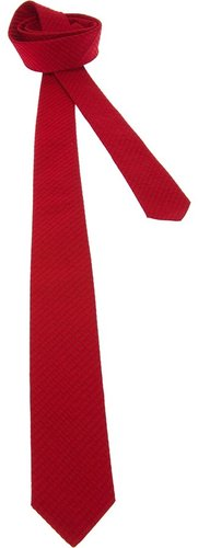 Balenciaga textured tie
