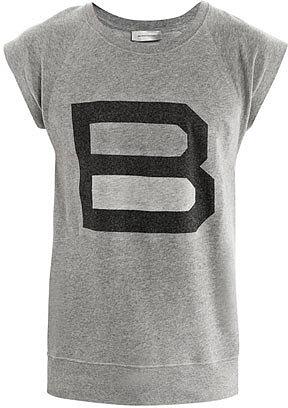 Balenciaga B sleeveless top