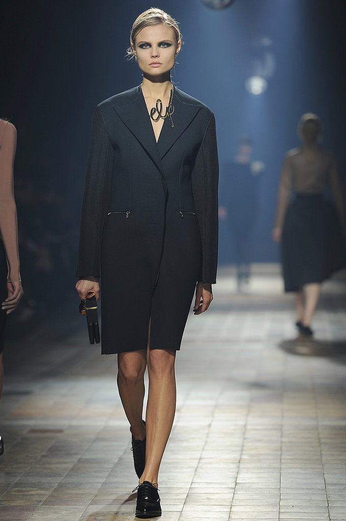 2013 Autumn Winter Paris Fashion Week: Lanvin