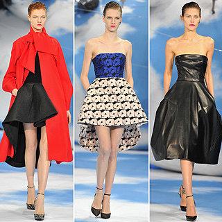 2013 Autumn Winter Paris Fashion Week: Christian Dior Runway