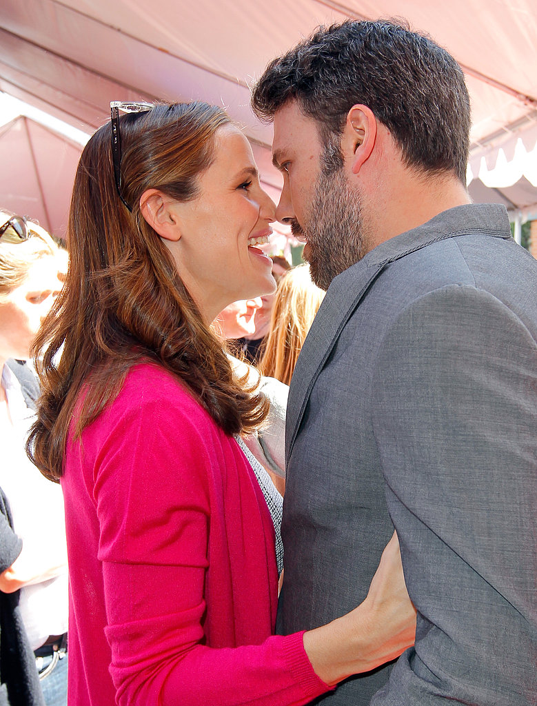 Ben and Jen Show PDA as Cochairs at a Star-Studded Charity Event
