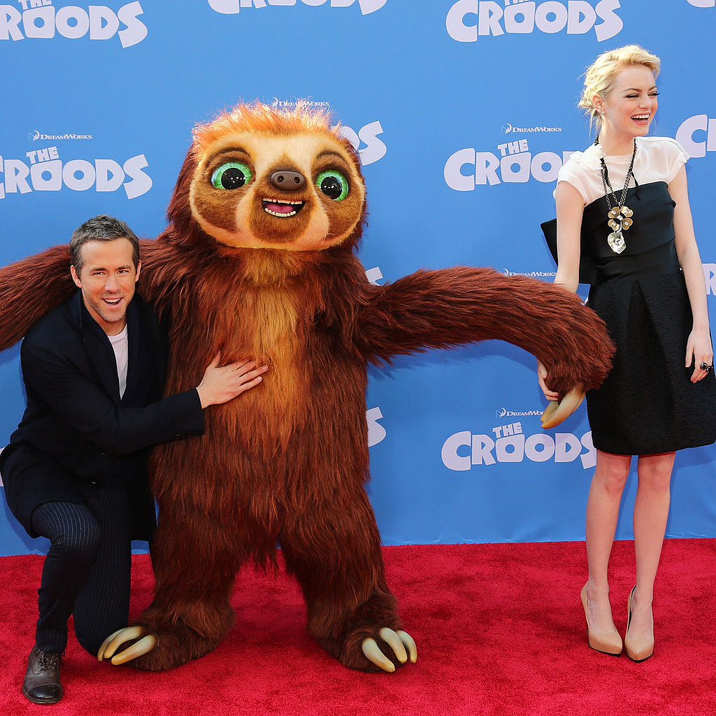 The Croods 2 Movie: The Croods NYC Premiere
