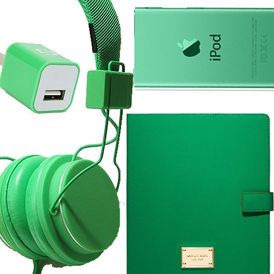 Pantone Color of the Year Tech Products 2013