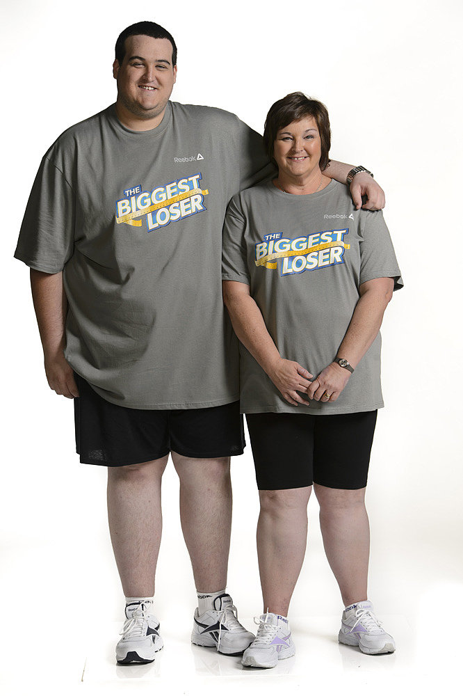 Brett and Mandy (Grey Team)