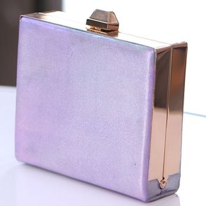 How to Make Your Own Metallic Clutch | DIY Video