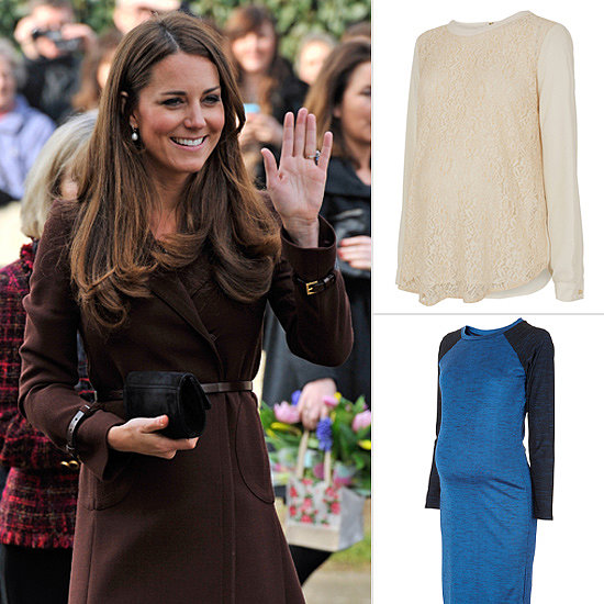 8 Top Maternity Picks From Kate Middleton's Go-To Shop, Topshop