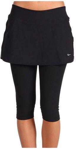 Nike - Skapri (Black/Black/MatteSilver) - Apparel