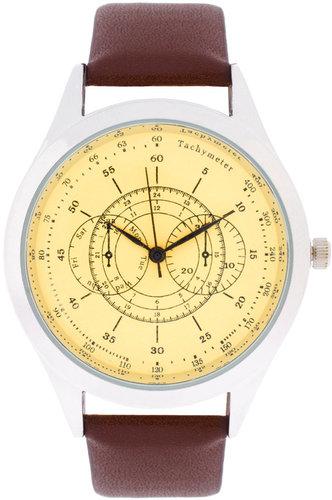 ASOS Circles Vintage Watch