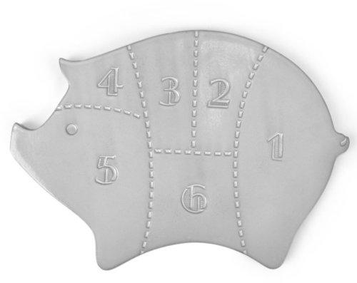 JONATHAN ADLER Pig Trivet