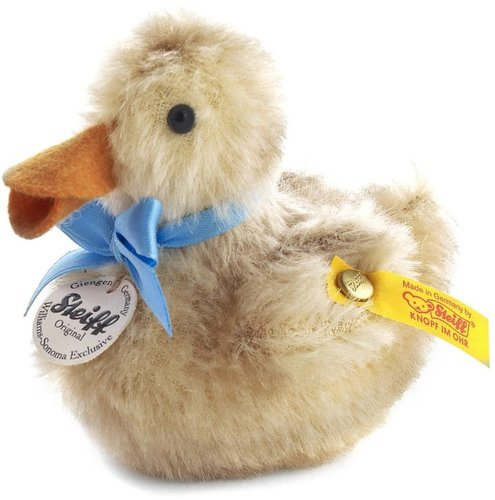 Williams-Sonoma Steiff Duck