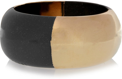 Marni Bone and resin bangle