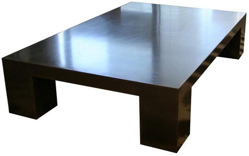 James De Wulf - Block Coffee Table