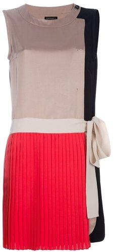 Vionnet Sleeveless silk dress