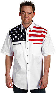 Scully  Stars & Stripes Forever Shirt