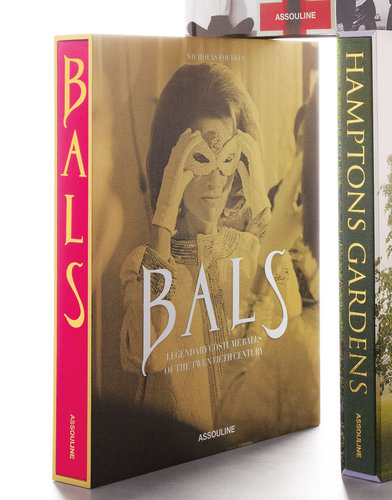 Assouline Publishing Bals Hardcover Book
