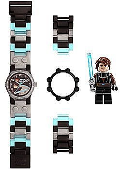 Lego® Kids Skywalker Make-a-Watch Set