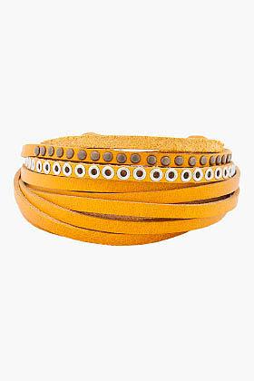 DSQUARED2 Camel Apache Bracelet