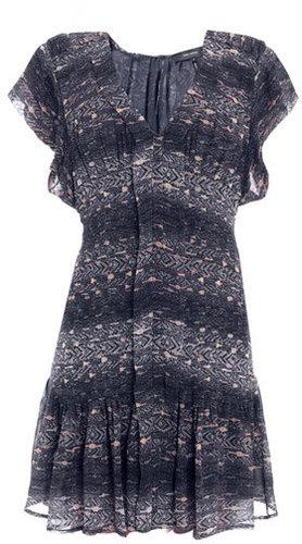 Isabel Marant Nocky georgette dress