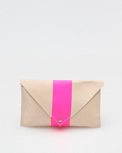 La Grande Pochette In Pink