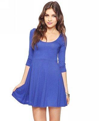 Style deals Essential Swing Dress