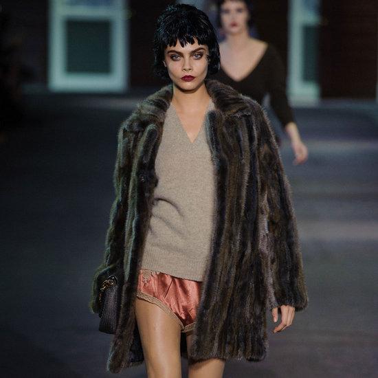 Louis Vuitton Fall 2013 | Runway Review