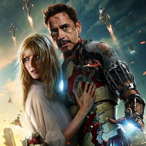 Iron Man 3 Posters