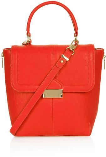 Pushlock Crossbody Bag