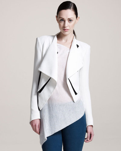 Helmut Lang Sugar Cropped Jacket