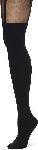Pretty Polly Womens Suspender Tights
