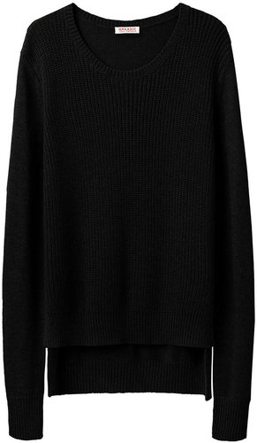 Organic by John Patrick / Slouchy Knit Pullover