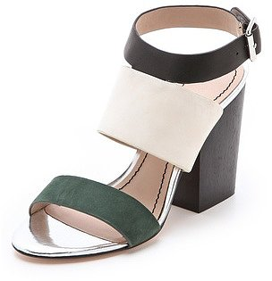 Elizabeth and james Clair High Heel Sandals