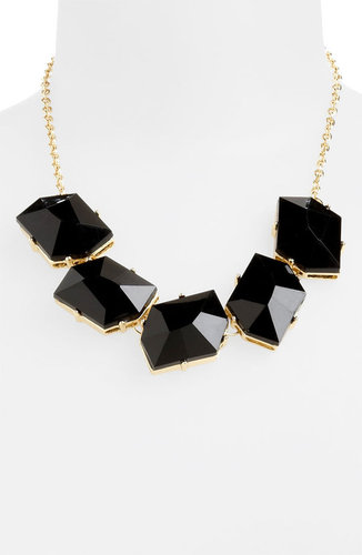 Stephan & Co. Five Stone Necklace
